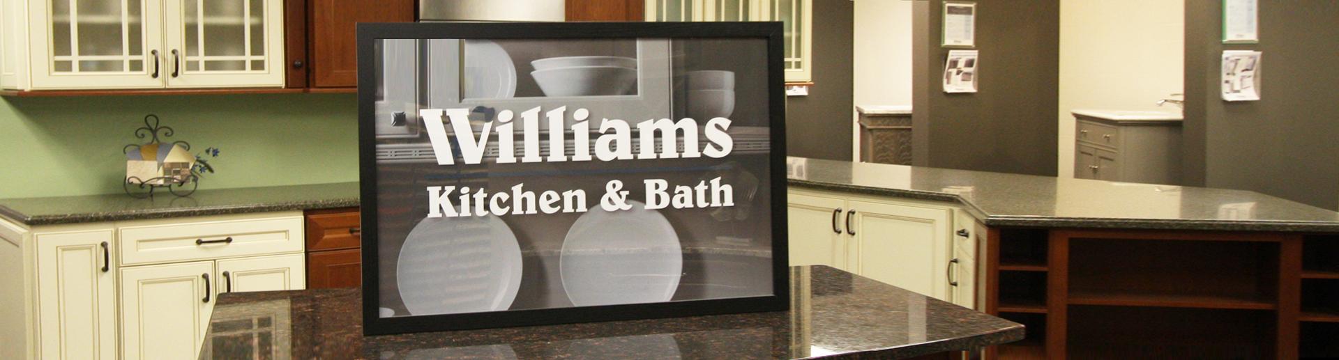 about williams williams kitchen bath. Black Bedroom Furniture Sets. Home Design Ideas