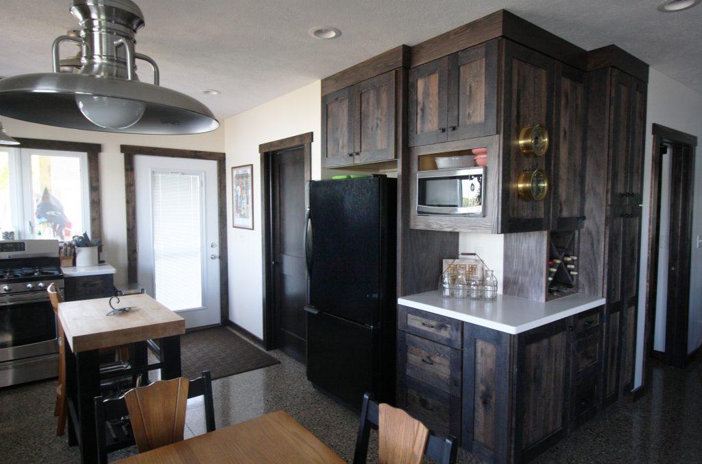 project 4 williams kitchen bath. Black Bedroom Furniture Sets. Home Design Ideas