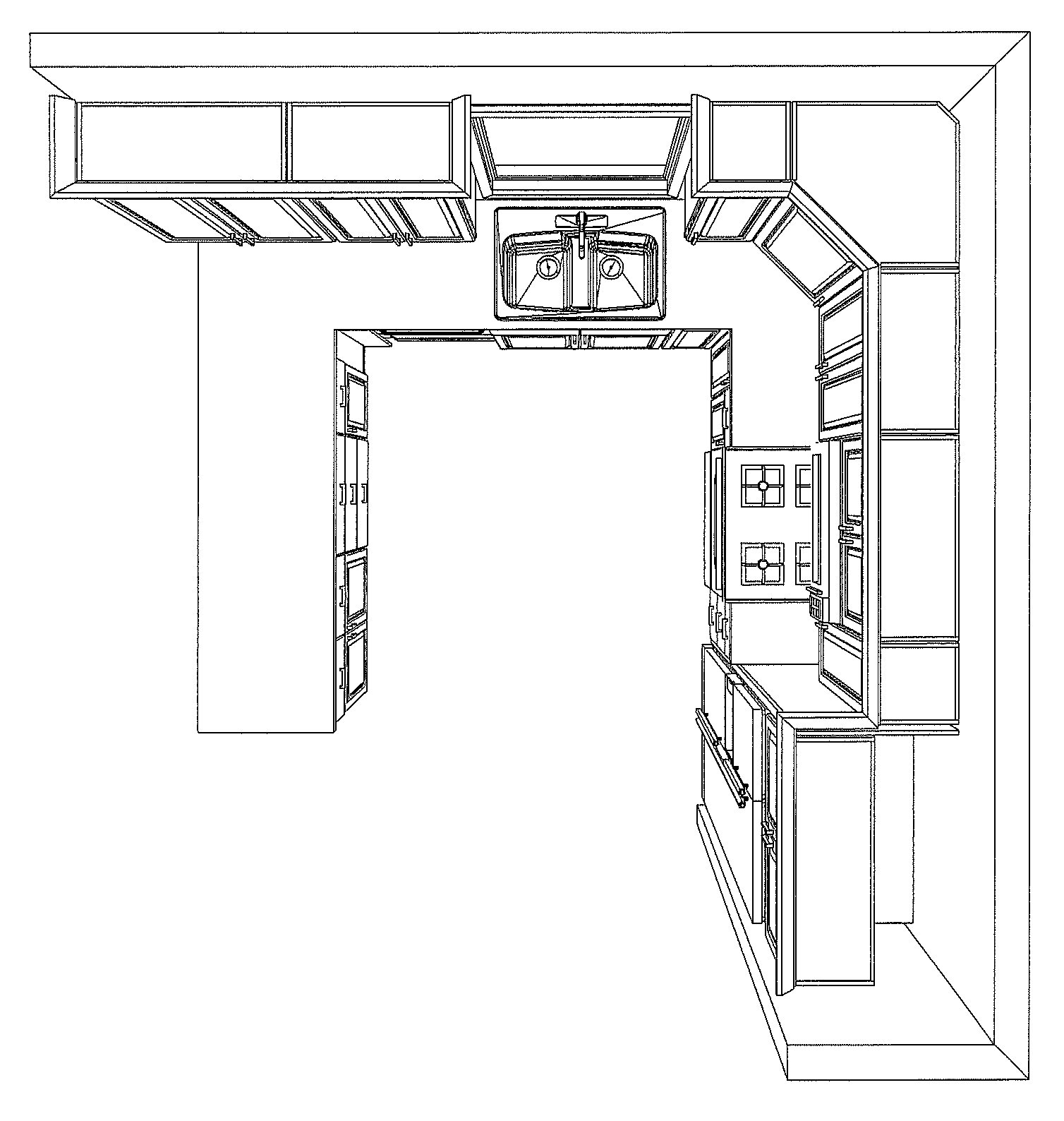 kitchen-2-riverrun-hampton-img2 - Williams Kitchen & Bath