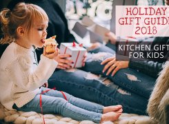 William's Holiday Shopping Guide. Part 3: Kitchen Gifts for Kids