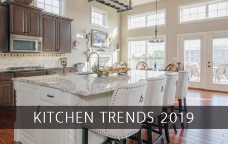 New year, new….trends! We loved the trends that 2018 brought to kitchen design. We saw everything from bold backsplashes, to open shelving and see-through cabinetry. Now that 2018 has come to a close, it's only logical that we are curious about what 2019 will inspire. We've been on the lookout and we've narrowed down the […]