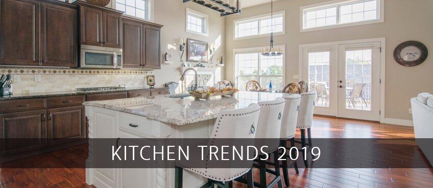 Top 5 Kitchen Trends In 2019 Williams Kitchen Bath